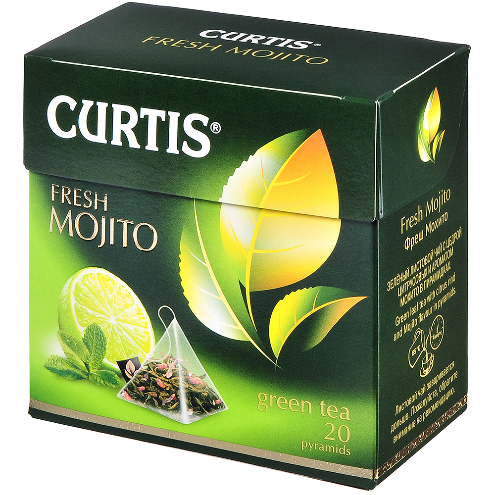 сколько стоит чай кертис