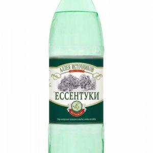 Аллея Источников Ессентуки №4 вода минеральная ПЭТ 1,5л.*6шт.