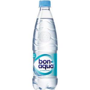 Бон Аква без газа 0,5л.*24шт.