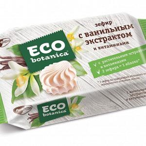 Eco botanica зефир с ванильным вкусом и витаминами 250г*8шт.(Рот Фронт)1 кг. (Яшкино)