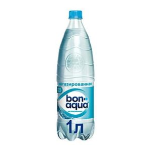Бон Аква без газа 1л.*12шт.