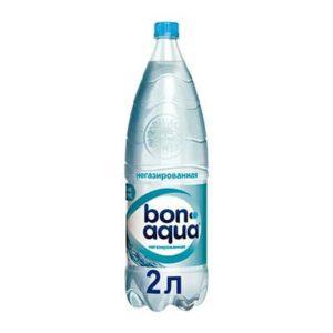 Бон Аква без газа 2л.*6шт.