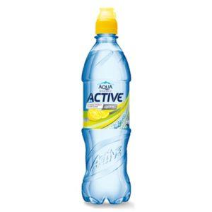 Аква Минерале Актив (соска)Цитрус 0,6л.*12шт.