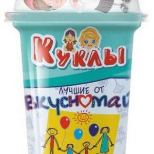"""Воздушная кукуруза """"Куклы"""" +игрушка 20гр.*16шт. (ИП Акаев Э.А) стакан НОВИНКА!!!"""